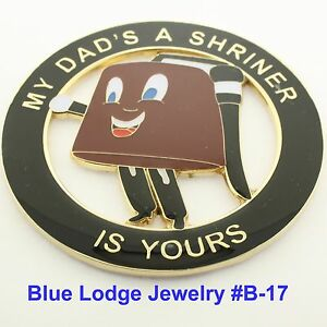 Image Is Loading My Dad 039 S A Shriner Yours Masonic