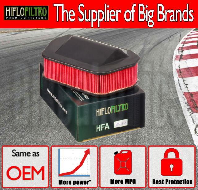 Air Filter - HFA4919 for Yamaha Motorcycles