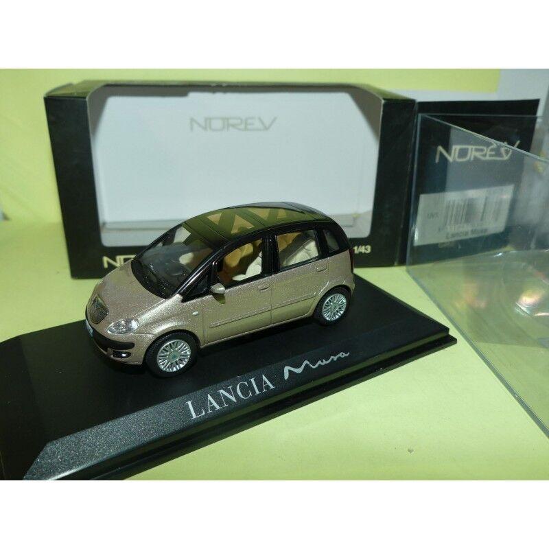 LANCIA MUSA Champagne NOREV 1 43