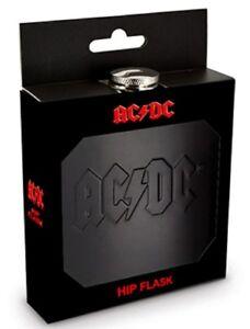 AC/DC - Logo Flachmann