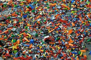 1000+ LEGO Random Pieces - Free Shipping **Discount for multiple orders**