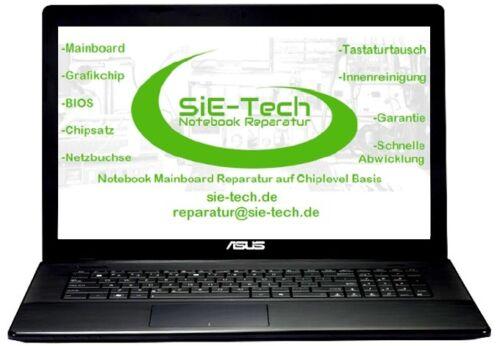 Asus R704 R704A R704V R704VB R704VC Notebook Laptop Mainboard Reparatur