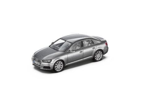 Audi originales a4 8w b9 Limousine maqueta de coche 1:43 florettsilber plata 5011504113