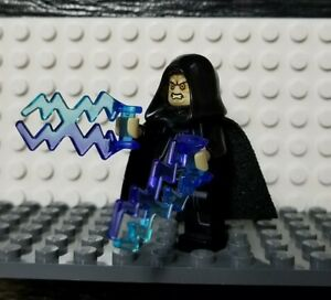 75159 2016 NEW LEGO STAR WARS DEATH STAR EMPEROR PALPATINE SPONGY CAPE FIGURE