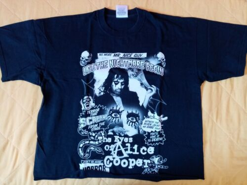 Alice Cooper - The Eyes Of Alice Cooper Tour Athen