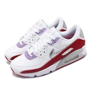 Details about Nike Wmns Air Max 90 White Silver Red CNY Chinese New Year Women Shoe CU3004-176