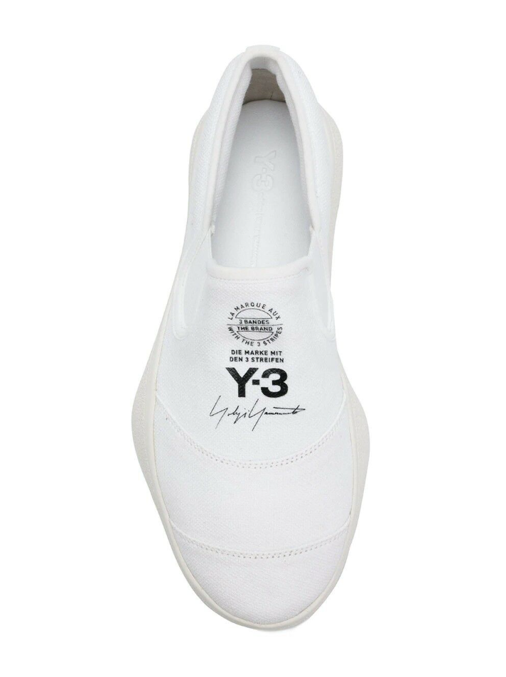 Mens Y-3 ADIDAS YOHJI YAMAMOTO TANGUTSU SLIP ON SNEAKERS SHOES AC7495 UK 8