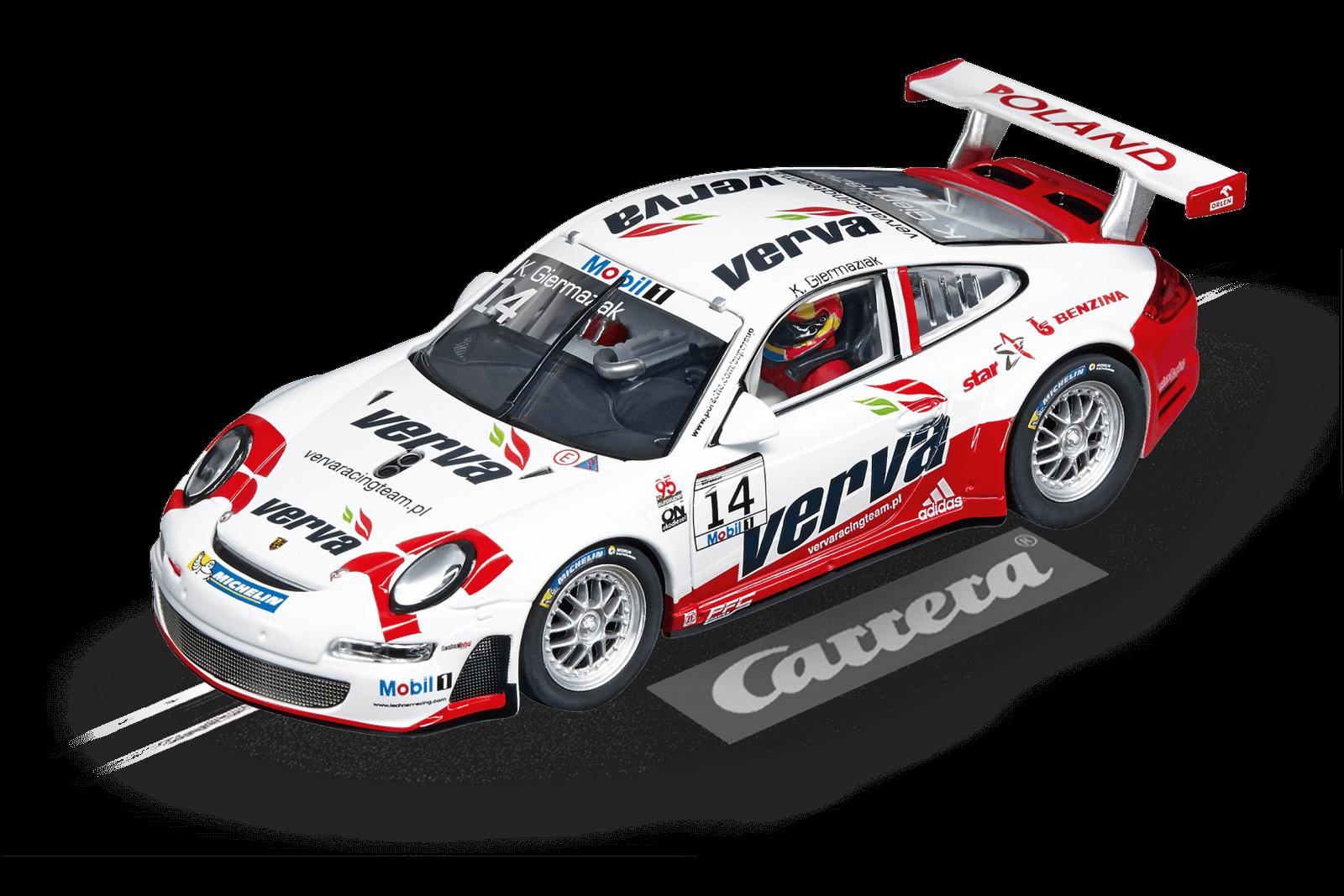 TOP Tuning Carrera Digital 132 - Porsche GT3 RSR -  Lechner Racing   wie 30727