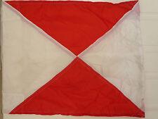 """EAST GERMAN NAVY """"VOLKSMARINE"""" NAVAL FLAG 2"""