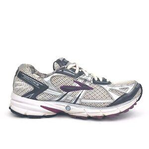 Running Shoes Size 8.5B - Gray/Purple
