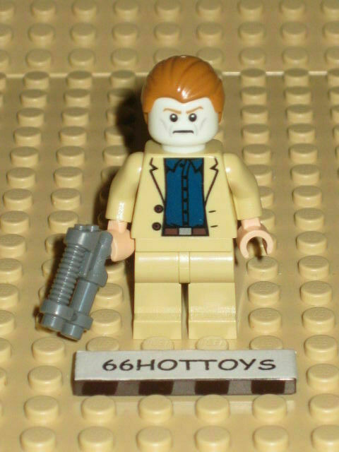 LEGO Marvel Super Heroes 76006 Aldrich Killian MiniFigure NEW