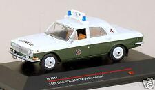 1/43 scale IST Models IST041 russian soviet GAZ M24 Volga 1969 Volkspolizei NIB