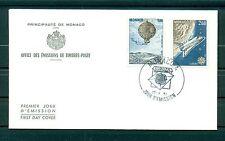 Monaco 1983 - Y & T  n. 1365/66 - Europa
