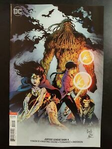 JUSTICE-LEAGUE-DARK-4b-The-Witching-Hour-2018-DC-Universe-Comics-VF-NM