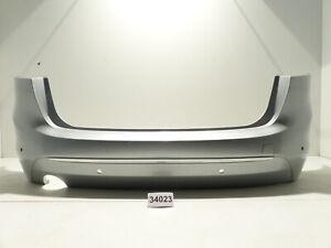 Original-BMW-2er-F45-LCI-Stossfaenger-Stossstange-hinten-MINERALGRAU-METALLIC-B39