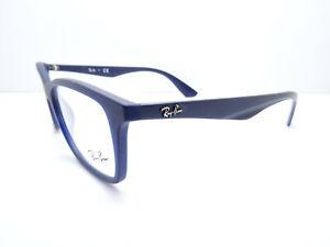 Ray-Ban-RB-7047-5450-Matte-blue-Glasses-Spectacles-GLASSES-FRAMES