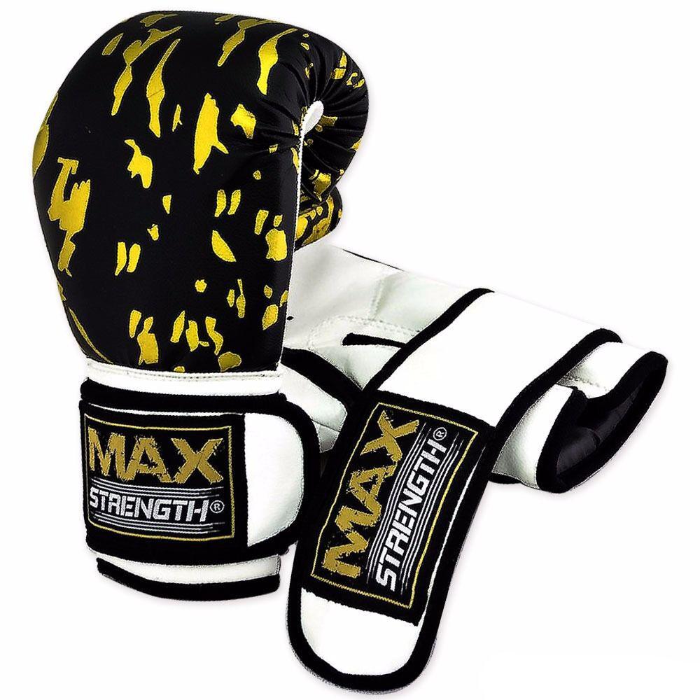 Guantoni da pugilato Punch borsa Guanti Palestra Lotta tuttienauominito Rex in Pelle MMA Muay Thai Pad