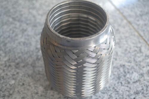 Katalysator reparaturflexrohr flexibles Rohr Flexrohr Hosenrohr BMW E46 320d