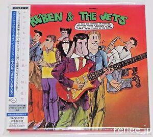 Frank Zappa Cruising With Ruben Amp The Jets Japan Mini Lp
