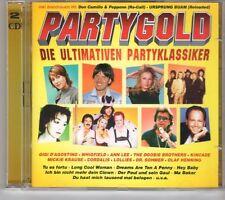 (GK814) Partygold - Die Ultimativen Partyklassiker, 2CD - 2004 CD