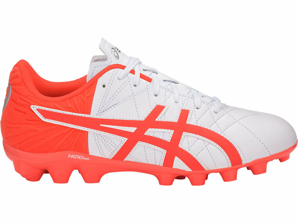 BARGAIN     Asics Lethal Tigreor IT GS Kids Football bottes (0106)