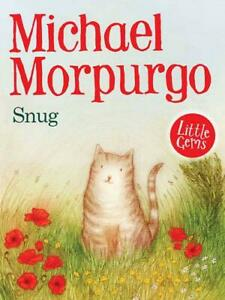Snug-Little-Gems-by-Michael-Morpurgo-NEW-Book-FREE-amp-FAST-Delivery-Paperba