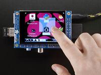 Adafruit Pitft 320x240 2.8 Tft+touchscreen Capacitive Lcd Display Raspberry Pi