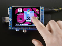 Adafruit Pitft 320x240 2.8 Tft+touchscreen Capacitive Lcd Display Raspberry Pi