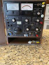 Amp Test Equipment Multi Amp Model Sr76a