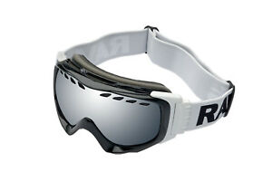 RAVS Unisexe Ski Snowboard Ski Goggles-argent vitre Antifog
