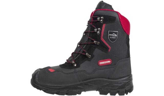 f8ef8ca533a Oregon Yukon Chainsaw Boots Class 1 295449 suitable for Stihl & Husqvarna  users