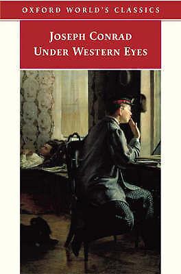 (Very Good)-Under Western Eyes (Oxford World's Classics) (Paperback)-Conrad, Jos
