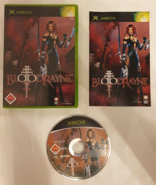 BloodRayne 2 (dt.) (Microsoft Xbox, 2006, DVD-Box)