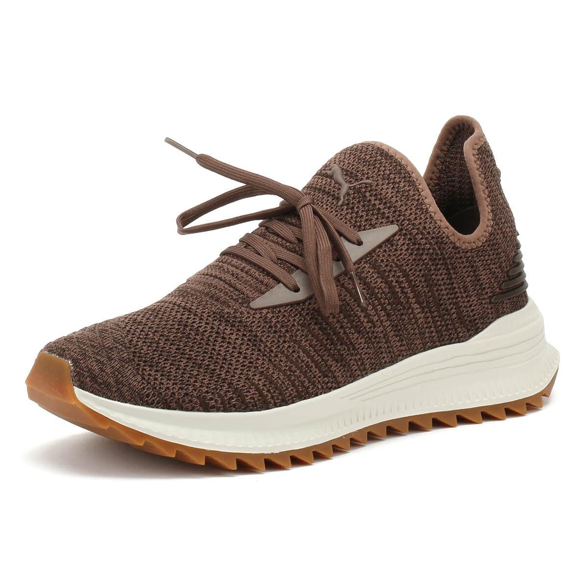 PUMA Para Hombre Zapatillas Avid waterrplnt Pimienta-Molé Marrón Sport Running zapatos