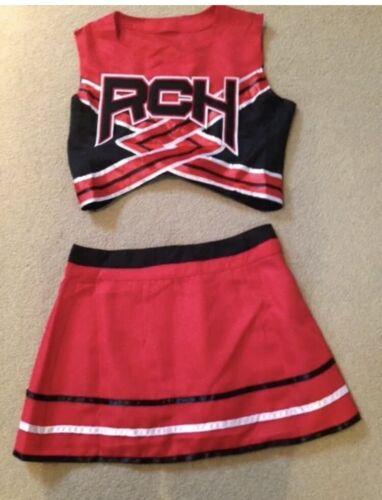 Women/'s//ladies Cheerleader Costume//outfit Bring It On Style Halloween costume