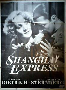 Plakat-Kino-Shanghai-Express-Marlene-Dietrich-120-X-160-CM