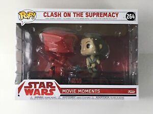Vinyl Star Wars Rey /& Praetorian Guard Movie Moments Pop FunKo Free Shippin