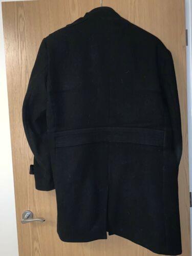 Xl Smart mint Jasper Formal Mens Coat Black Conran Debenhams Super Condition SAqO6