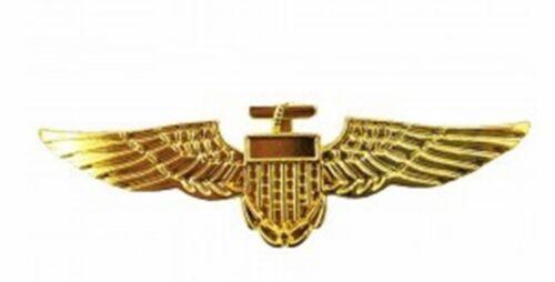 Aviation Maverick Top Gun Black Tie Badge Aviator Pilot Sunglasses Fancy Dress