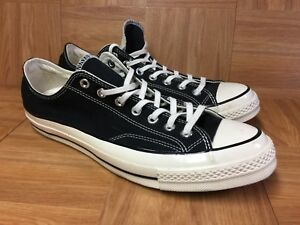 b394a6e87d5 RARE🔥 Converse Chuck Taylor All Star 70 s OX Sz 11 Men s Shoes Low ...