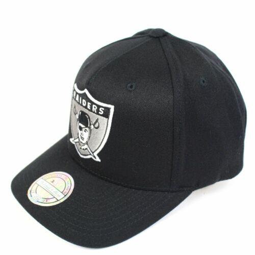 Oakland Raiders Wide Receiver PP Flex 110 Snapback Mitchell /& Ness