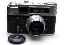 FED 4 + Industar-26M 50mm F2.8
