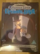 Brand new and sealed professor Layton and the Eternal Diva collector