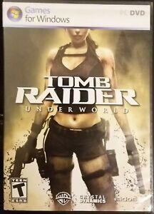 Tomb Raider: Underworld (PC, 2008)