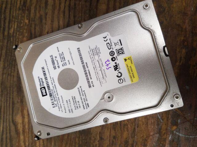 """Western Digital Desktop Hard Drive 3.5"""" HDD SATA WD1600AAJS-00PSA0 160GB Disk"""
