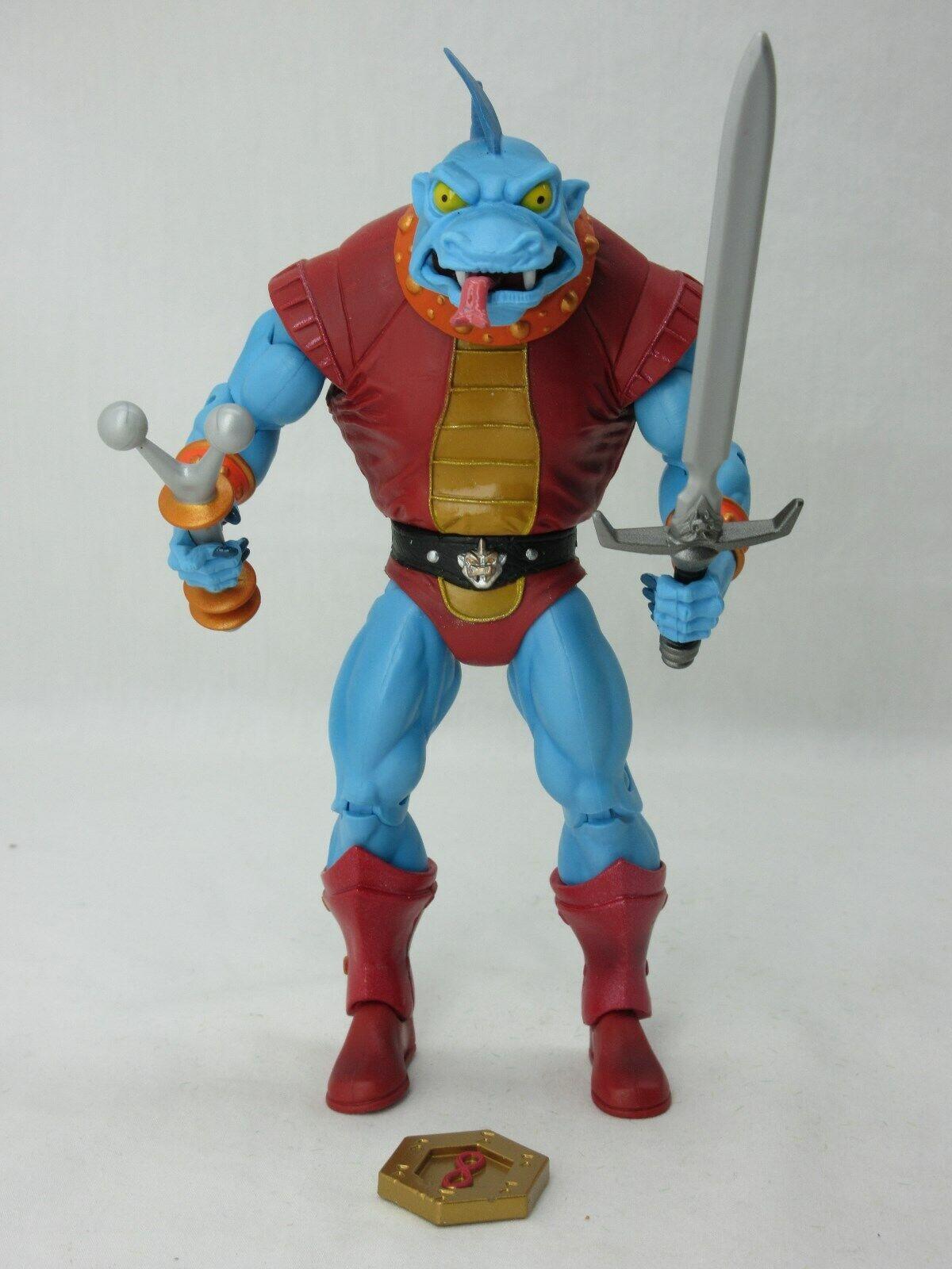 MOTUC,MOTU,FANG MAN,Masters Of Of Of The Universe Classics,100% Complete,He man 3514c8