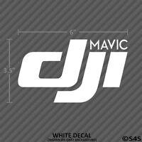 Dji Mavic Pro Decal Drone Quadcopter Sticker Style C