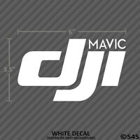 Dji Mavic Pro Decal Drone Quadcopter Sticker Style C