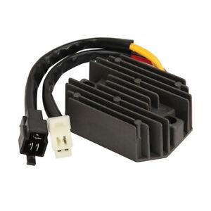 SUZUKI-SV650-1999-2003-amp-SV650S-99-2001-2002-New-Voltage-Regulator-Rectifier