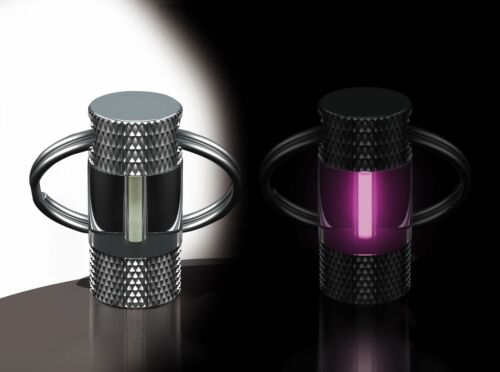 Traser Trigalight Schlüsselanhänger Pink Lampe Leuchte ✔️BÖKER TIPP✔️ 09TL004